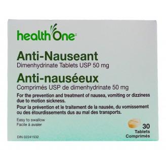 health One Anti-Nauseant 50mg