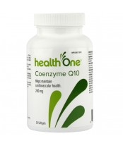 health One Coenzyme Q10 Softgels