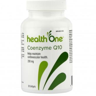 health One Coenzyme Q10 Softgels