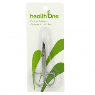 health One Curved Cuticle Scissors