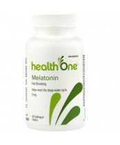 health One Fast Dissolving Melatonin