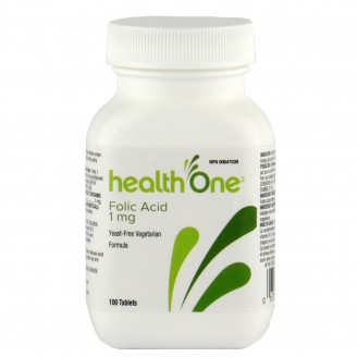 health One Folic Acid