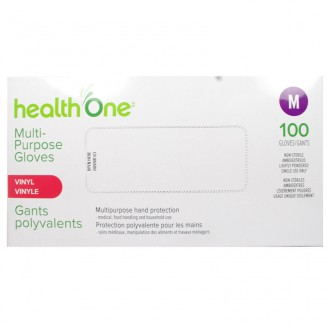 health One Multi-Purpose Vinyl Gloves