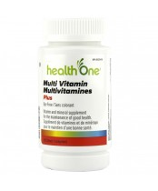 health One Multivitamin Plus Tablets
