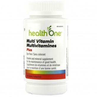 health One Multivitamin Plus Tablets