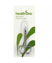 health One Nail Curved Scissors
