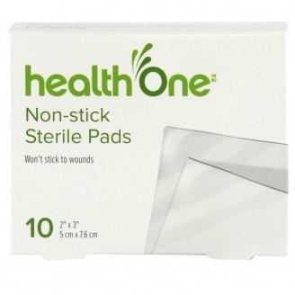health One Non-Stick Sterile Gauze Pads