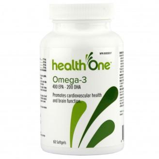 health One Omega-3 Softgels