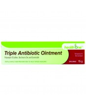 health One Triple Antibiotic Ointment