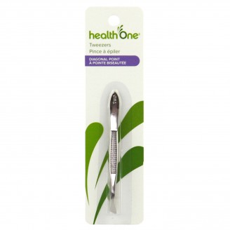 health One Tweezers Diagonal Point
