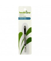 health One Tweezers - Straight