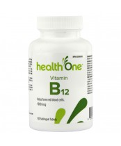 health One Vitamin B12 Tablets