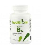 health One Vitamin B12 Tablets