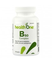 health One Vitamin B50 Complex Capsules