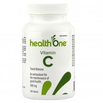 health One Vitamin C Timed Release Tablets