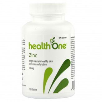 health One Zinc Citrate Tablets