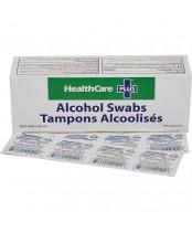 HealthCare Plus Alcohol Swabs