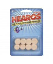 Hearos Multi-Use Silicone Ear Plugs