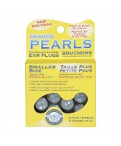 Hearos Pearls Pre-Rolled Silicone Ear Plugs