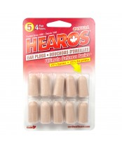 Hearos Ultimate Softness Series Ear Plugs Bonus Size