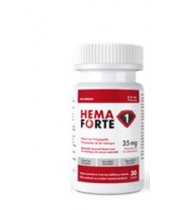 Hema Forte Heme Iron Polypeptide Capsules 30's