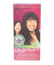 Herbal Essences Colorflirt Mousse Hair Colour