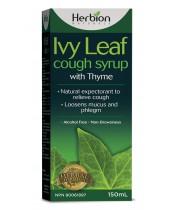 Herbion Naturals Ivy Leaf Cough Syrup