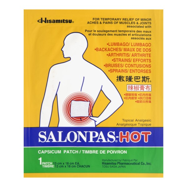 salonpas patches canada