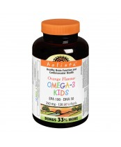 Holista Omega-3 Kids Softgels Bonus Size