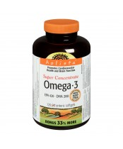 Holista Omega-3 Super Concentrate Enteric Softgels Bonus Size