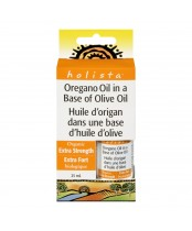 Holista Oregano Oil in a Base of Olive Oil