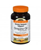 Holista Oregano Oil With Vitamin E