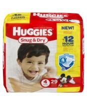 Huggies Snug & Dry Diapers