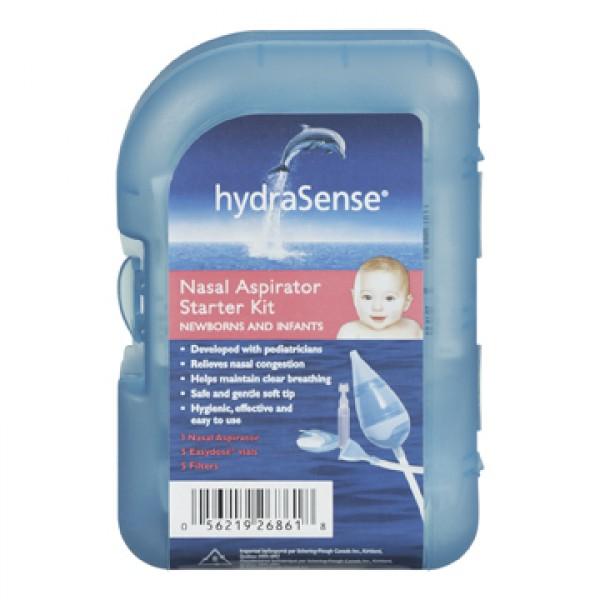 Buy Hydrasense Nasal Aspirator Starter Kit In Canada