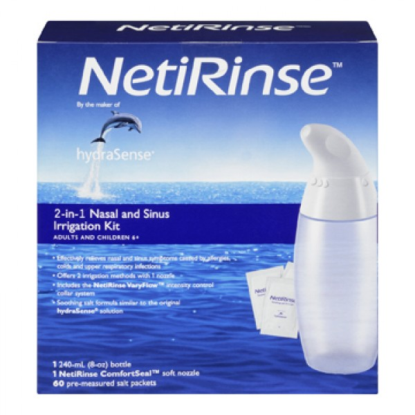 Buy Hydrasense Netirinse 2 In 1 Nasal And Sinus Irrigation
