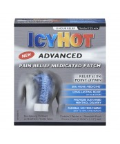 Icy Hot Advanced Pain Relief Medicated Patch
