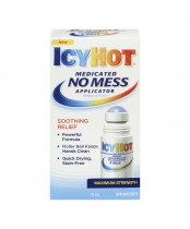 Icy Hot Soothing Relief Medicated Applicator