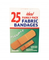 Ideal Family Pack Fabric Bandages