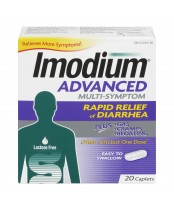 Imodium Advanced Multi-Symptom Caplets