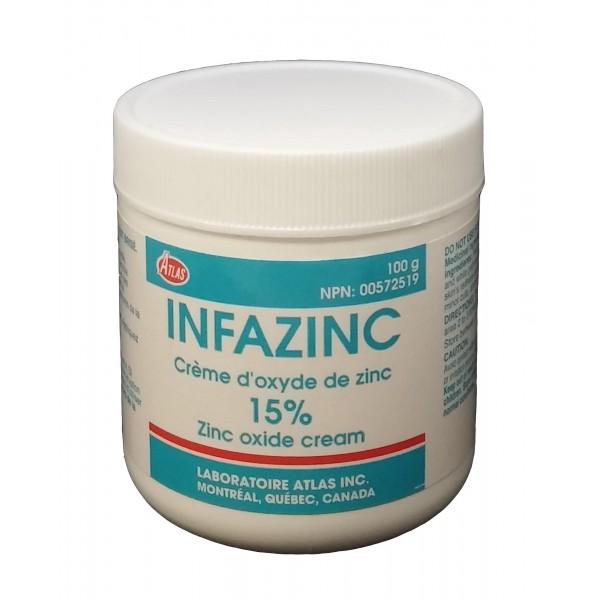 Home Infazinc Zinc Oxide CreamZinc Oxide Cream