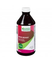 Iron Boost Liquid Formula