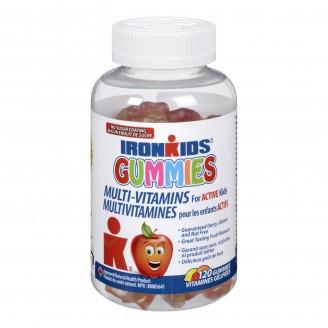 IronKids Gummies Multivitamins for Active Kids