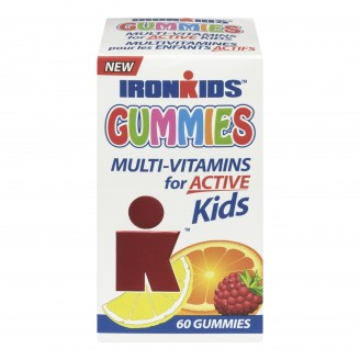 IronKids Gummies Multivitamins for Active Kids