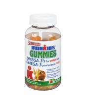 IronKids Omega-3 Gummies