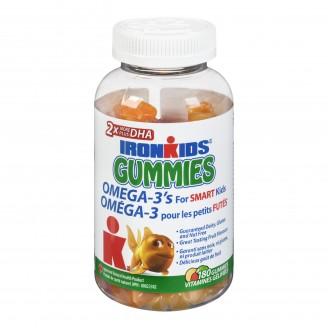 IronKids Omega-3 Gummies