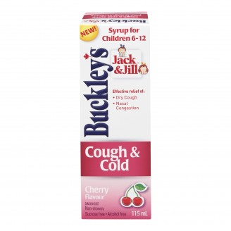 Jack & Jill Cough & Cold Syrup