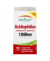 Jamieson Acidophilus Probiotic Complex 1 Billion