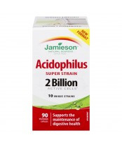 Jamieson Acidophilus Super Strain 2 Billion