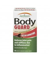 Jamieson Body Guard Anti-Inflammatory Caplets