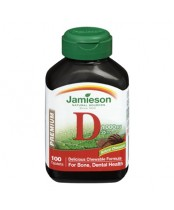 Jamieson Chewable Vitamin D3